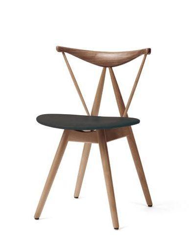 Triangle Chair Vilhelm Wohlert 1952 Stellar Works